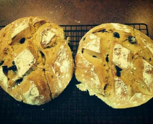 Kalamatta-bread